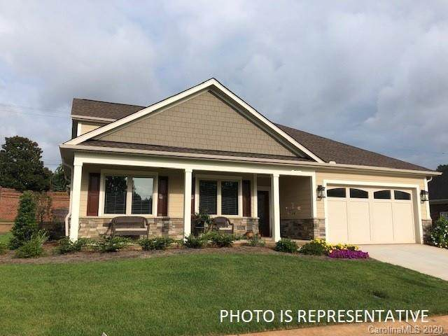 914 Hatchery Lane 46A, Statesville, NC 28677 (#3660385) :: BluAxis Realty