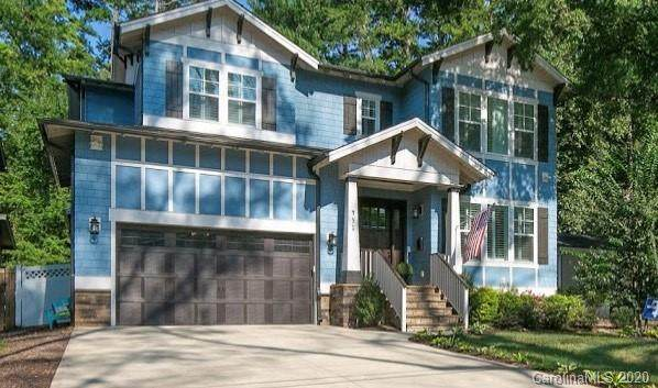 431 Wonderwood Drive, Charlotte, NC 28211 (#3662089) :: Rinehart Realty
