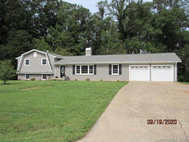 1671 Travis Road, Conover, NC 28613 (#3663712) :: Stephen Cooley Real Estate Group