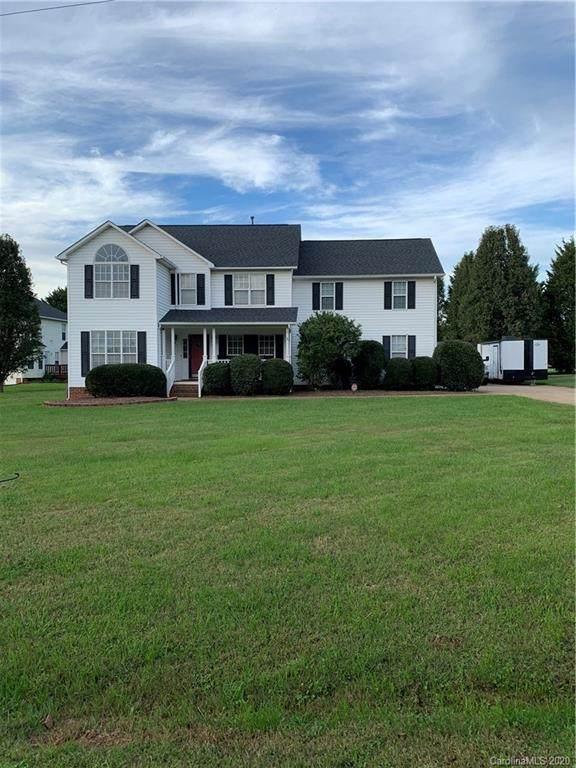 502 Cress School Road, Salisbury, NC 28147 (#3672453) :: Exit Realty Vistas