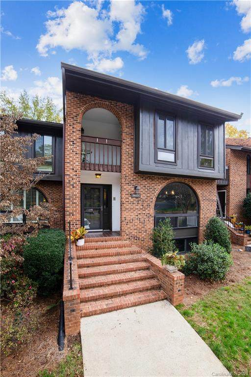 5807 Sharon Road C, Charlotte, NC 28210 (#3673510) :: High Performance Real Estate Advisors