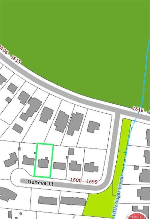 1617 Geneva Court, Charlotte, NC 28209 (#3675324) :: Homes Charlotte