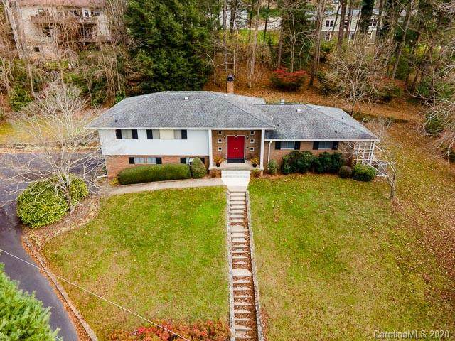 33 Pheasant Drive, Asheville, NC 28803 (#3680740) :: Miller Realty Group