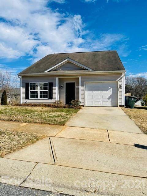 503 Trillium Court SW, Conover, NC 28613 (#3682723) :: Lake Wylie Realty