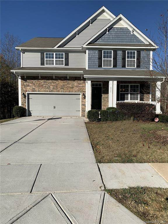 4024 Garden Oak Drive, Indian Trail, NC 28079 (#3685959) :: LePage Johnson Realty Group, LLC