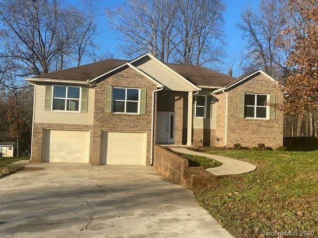 1603 Running Deer Drive NW, Conover, NC 28613 (#3688098) :: BluAxis Realty