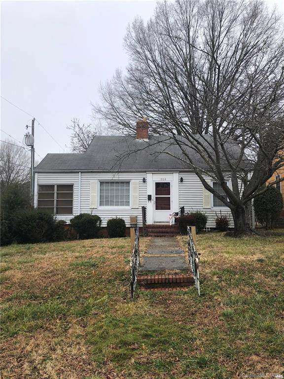 1008 N Jackson Street, Salisbury, NC 28144 (#3692698) :: Carolina Real Estate Experts