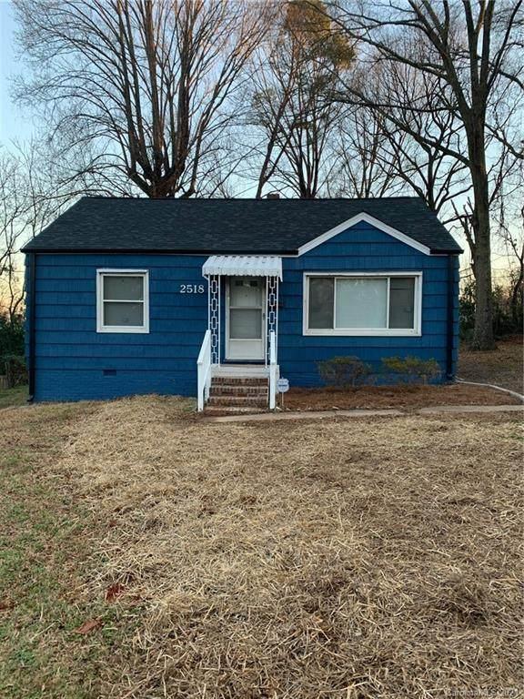 2518 Catalina Avenue, Charlotte, NC 28206 (#3698736) :: Burton Real Estate Group