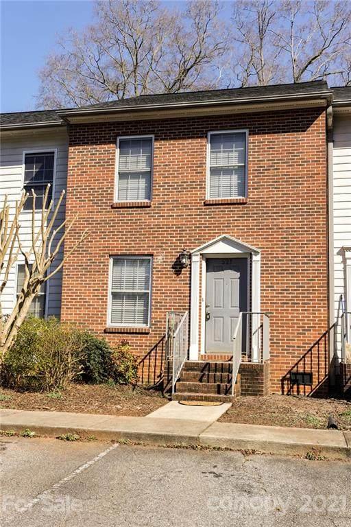 521 N Spring Avenue, Newton, NC 28658 (#3706907) :: Ann Rudd Group