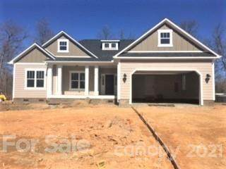 1231 Stonewyck Drive #84, Granite Quarry, NC 28072 (#3714358) :: Carver Pressley, REALTORS®