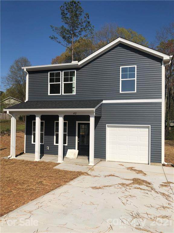 492 Gray Street #45, Statesville, NC 28625 (#3718666) :: Stephen Cooley Real Estate Group