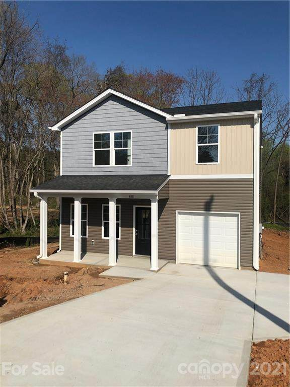 488 Gray Street #44, Statesville, NC 28625 (#3718679) :: Stephen Cooley Real Estate Group