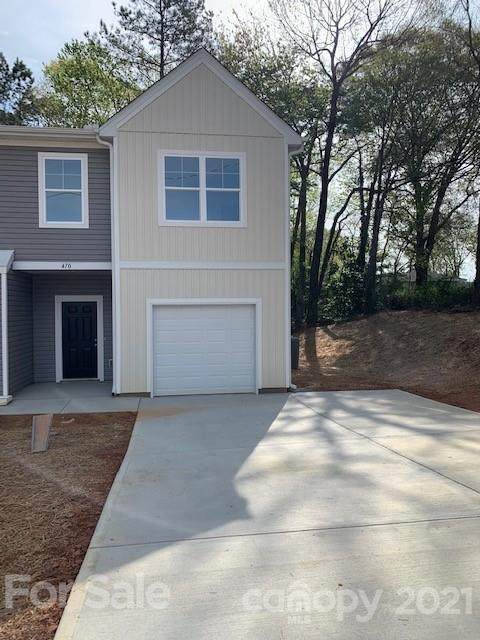 470 Gray Street #41, Statesville, NC 28625 (#3718961) :: MOVE Asheville Realty