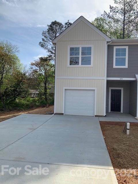 472 Gray Street #41, Statesville, NC 28625 (#3718991) :: MOVE Asheville Realty