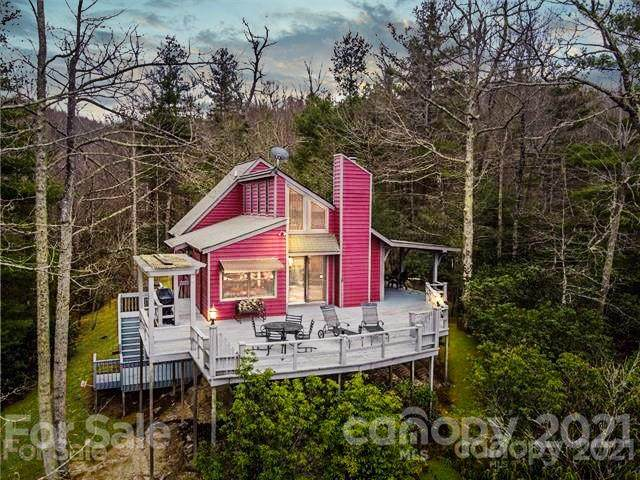 349 Timber Crest Drive, Zirconia, NC 28790 (#3720290) :: LePage Johnson Realty Group, LLC