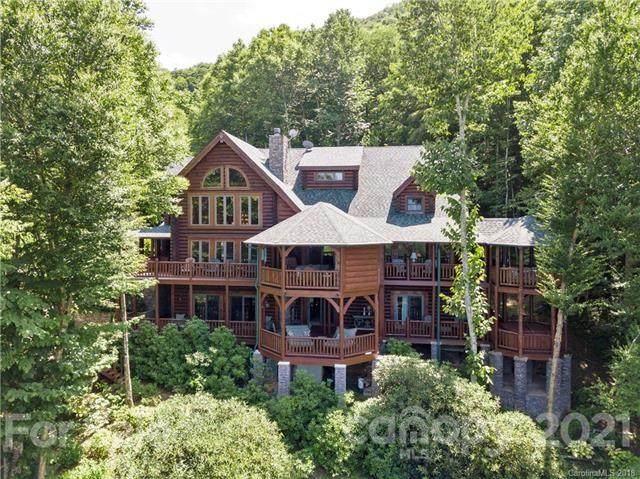 1229 Asgi Trail, Maggie Valley, NC 28751 (#3721407) :: Robert Greene Real Estate, Inc.