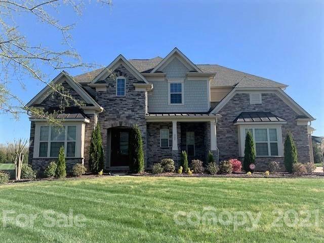 222 Walkers Bluff Court, Waxhaw, NC 28173 (#3724422) :: MartinGroup Properties