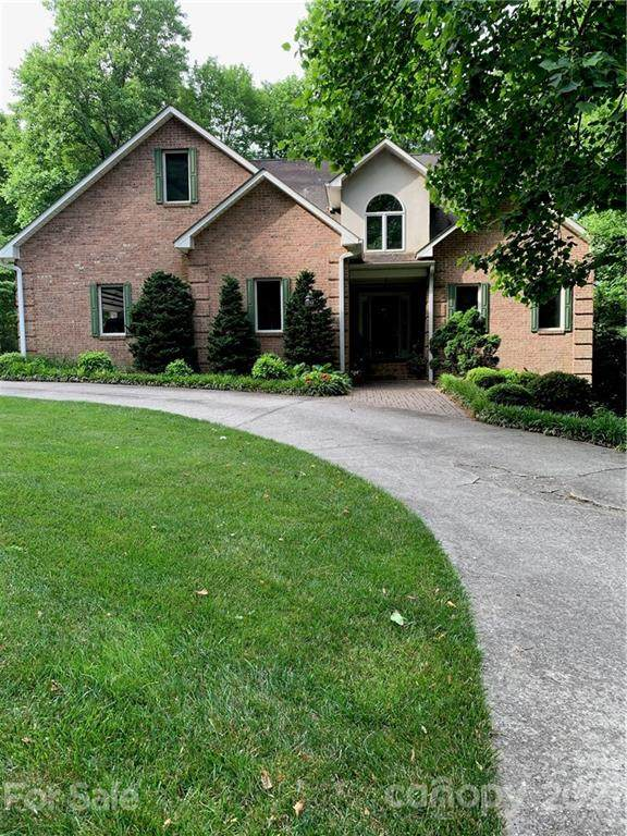 5 White Birch Drive, Mills River, NC 28759 (#3726259) :: Modern Mountain Real Estate