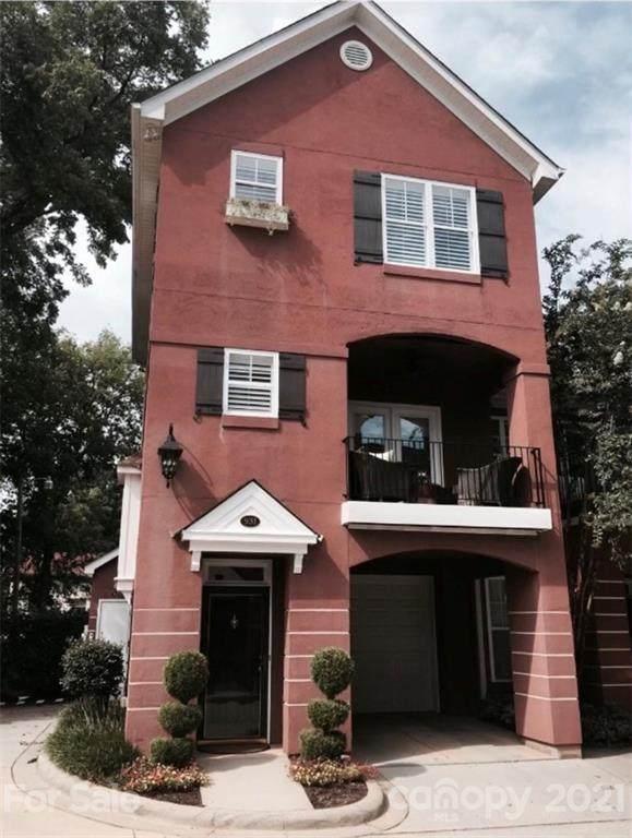 931 Hawthorne Bridge Court, Charlotte, NC 28204 (#3726784) :: LePage Johnson Realty Group, LLC