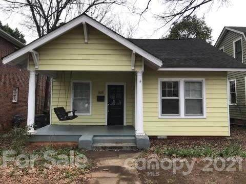 504 Pecan Avenue, Charlotte, NC 28204 (#3727410) :: LePage Johnson Realty Group, LLC