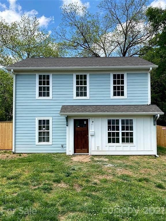 1002 Pryor Street, Charlotte, NC 28208 (#3728043) :: Austin Barnett Realty, LLC