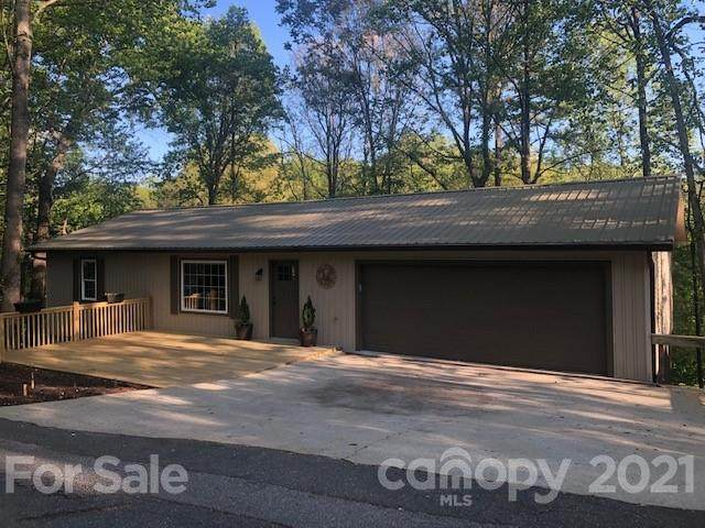 223 Hidden Hill Road, Tryon, NC 28782 (#3731186) :: High Performance Real Estate Advisors