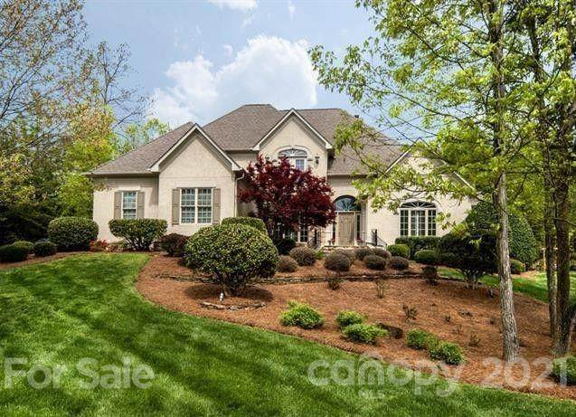 5523 Challis View Lane, Charlotte, NC 28226 (#3732459) :: Stephen Cooley Real Estate Group