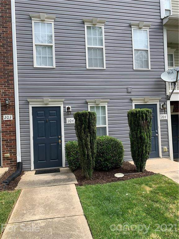 119 Steam Engine Drive #104, Mooresville, NC 28115 (#3741550) :: IDEAL Realty