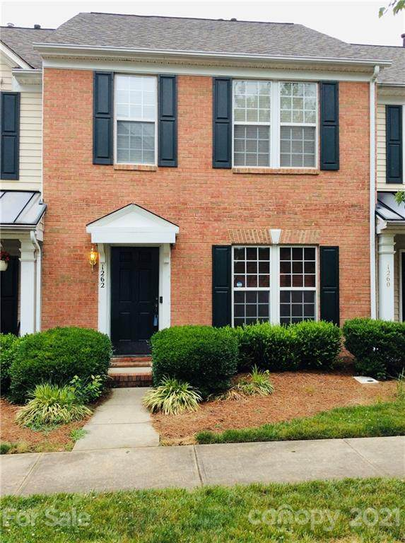 1262 Branson Road, Concord, NC 28027 (#3743785) :: IDEAL Realty