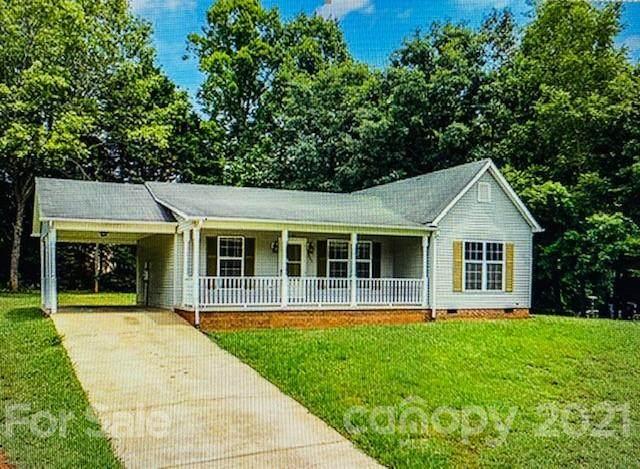 3889 Colt Court, Lenoir, NC 28645 (#3752079) :: Carolina Real Estate Experts