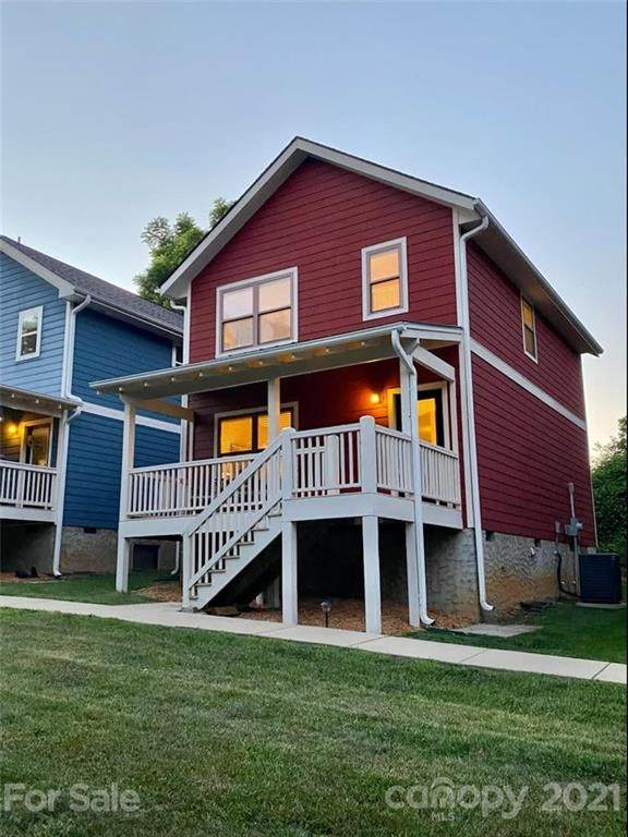 4 Cottage Cove Lane, Asheville, NC 28803 (#3752121) :: Mossy Oak Properties Land and Luxury