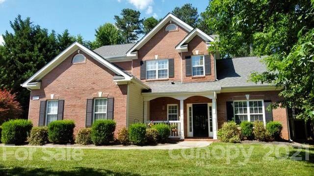 8821 Hambright Road, Huntersville, NC 28078 (#3752586) :: LePage Johnson Realty Group, LLC