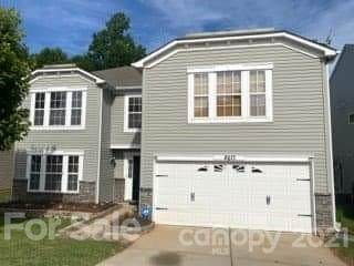8617 Old Potters Road, Charlotte, NC 28269 (#3756050) :: Home and Key Realty