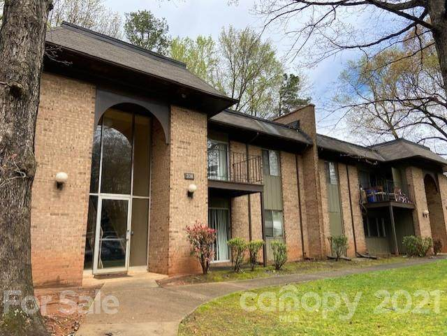 338 Orchard Trace Lane #8, Charlotte, NC 28213 (#3758549) :: BluAxis Realty