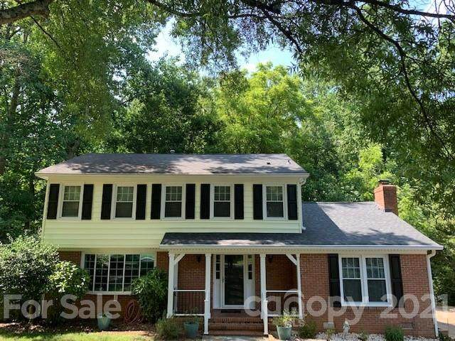 3618 Huckleberry Road, Charlotte, NC 28210 (MLS #3758670) :: RE/MAX Journey