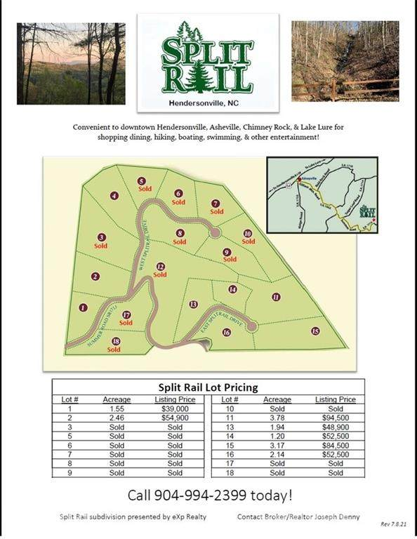 Lot 1 Summer Road Lot 1, Hendersonville, NC 28792 (#3760372) :: Stephen Cooley Real Estate Group