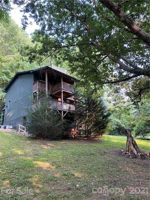 266 Hinson Thomas Road, Spruce Pine, NC 28777 (#3765372) :: The Allen Team