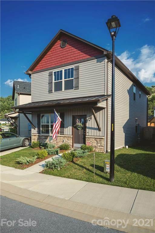 714 Cardwell Lane, Fletcher, NC 28732 (#3768236) :: MartinGroup Properties