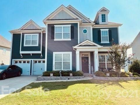 2675 Red Maple Lane Lt 162, Harrisburg, NC 28075 (#3770543) :: Exit Realty Elite Properties