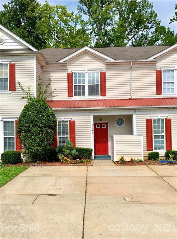 1743 Holliford Court, Charlotte, NC 28215 (#3771049) :: Carlyle Properties