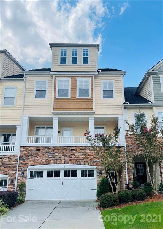 110 Inlet Point Drive #62, Tega Cay, SC 29708 (#3775058) :: Caulder Realty and Land Co.