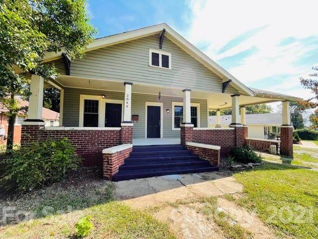 2844 Tuckaseegee Road, Charlotte, NC 28208 (#3777137) :: Briggs American Homes