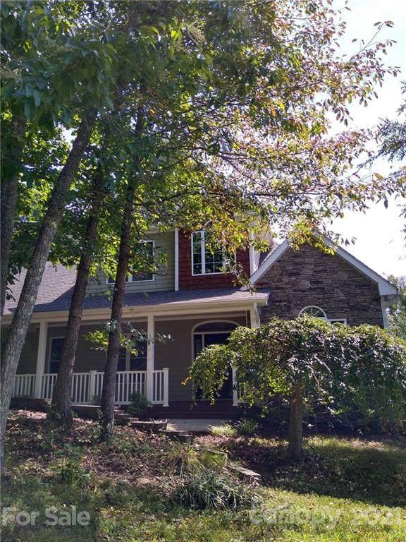 845 Settlers Trail, Mars Hill, NC 28754 (#3782978) :: Besecker Homes Team