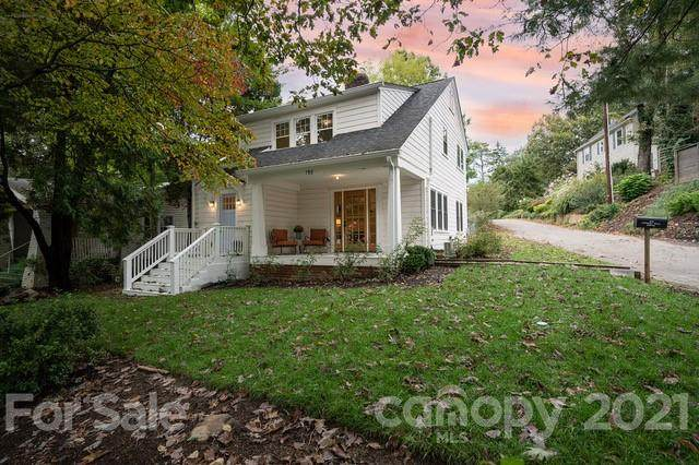 198 Forest Hill Drive, Asheville, NC 28803 (#3786307) :: Briggs American Homes