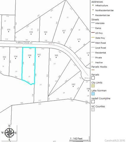 158 Falling Creek Drive, Statesville, NC 28625 (#637484) :: Carlyle Properties