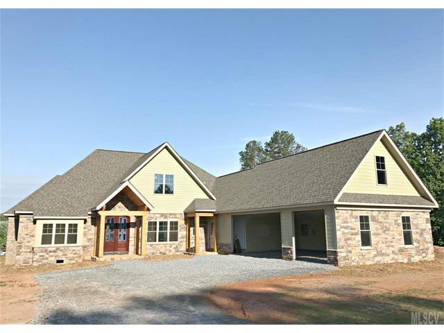 1035 Catawba Greens Drive, Newton, NC 28658 (#9583741) :: LePage Johnson Realty Group, LLC