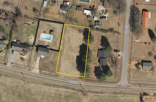 5194 Bolick Road Lot # 5, Claremont, NC 28610 (MLS #9584623) :: RE/MAX Impact Realty