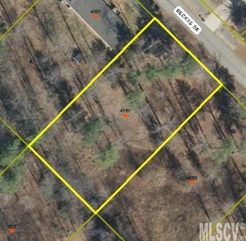 4161 Beckys Drive Lot 21, Lenoir, NC 28645 (#9595661) :: Exit Mountain Realty