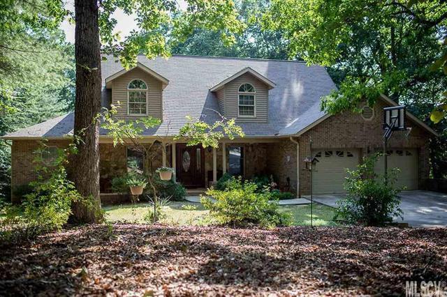 318 Lake Forest Drive, Taylorsville, NC 28681 (#9595868) :: RE/MAX Metrolina