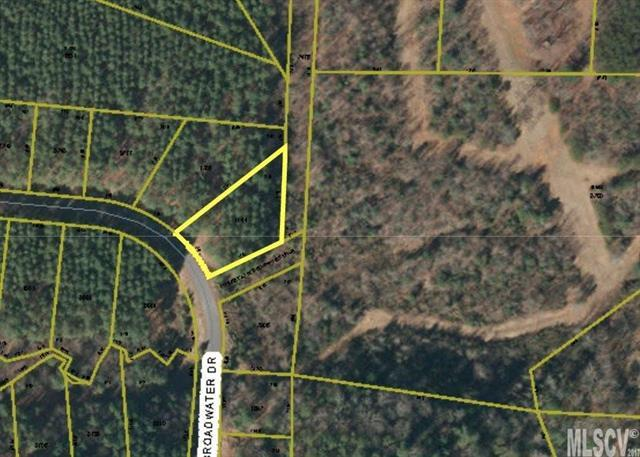 Lot 211 Broadwater Drive #211, Granite Falls, NC 28630 (#9596197) :: RE/MAX Four Seasons Realty